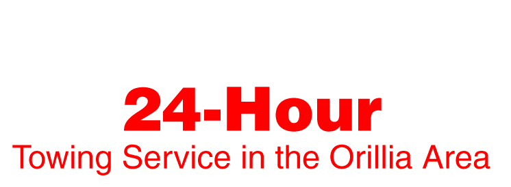 24-hour towing service